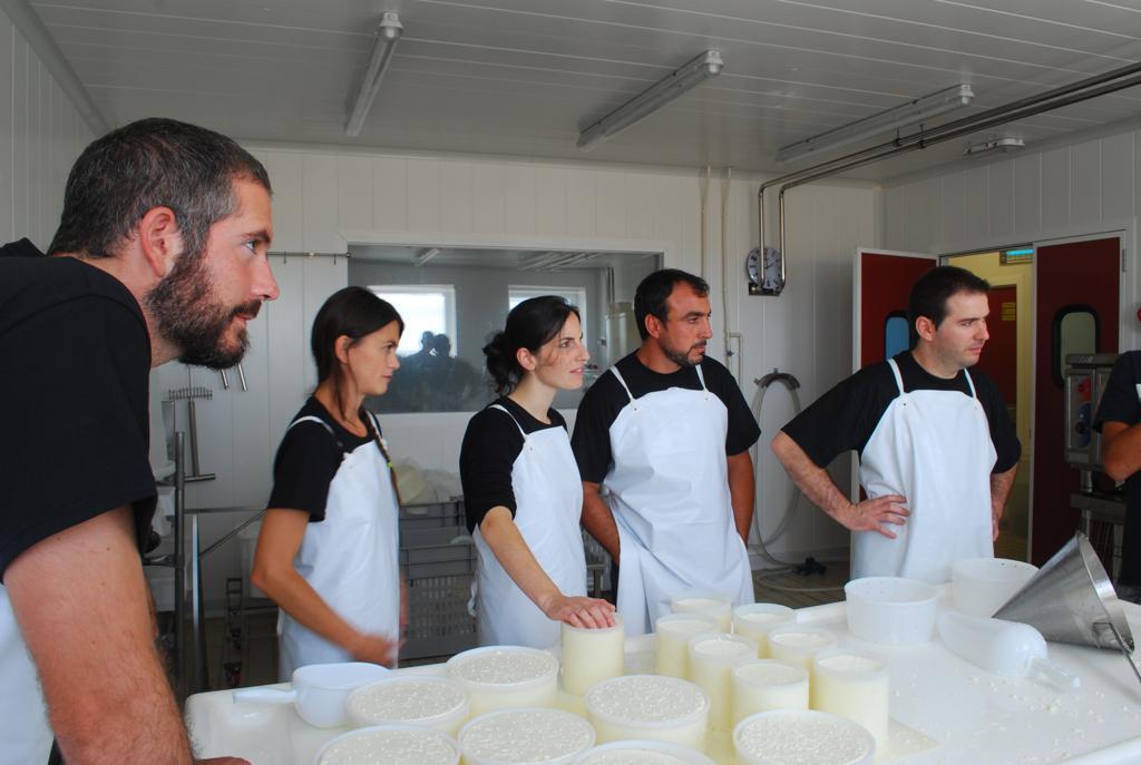 I Curso de quesos en Cantagrullas   n I Curso de queso en Cantagrullas
