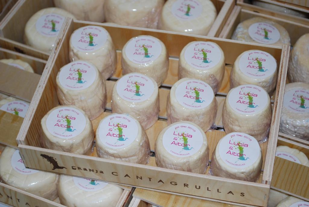 queso leche cruda regalo boda 2 Regalo en una boda