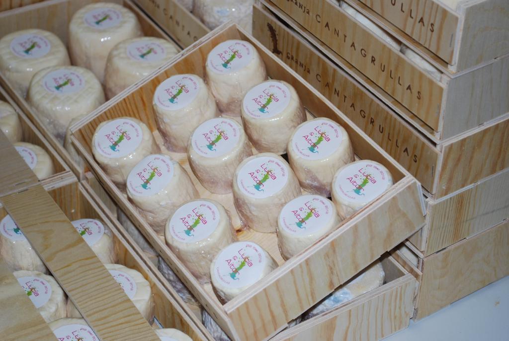 queso leche cruda regalo boda 3 Regalo en una boda