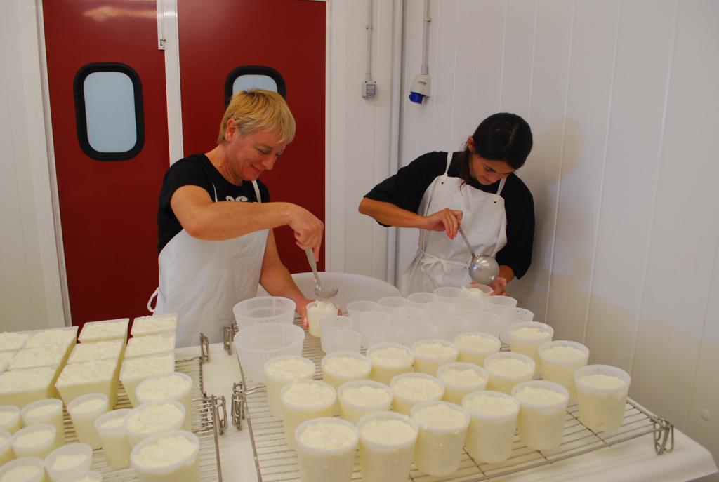 curso de elaboración de quesos en cantagrullas 4 Curso de elaboración de quesos