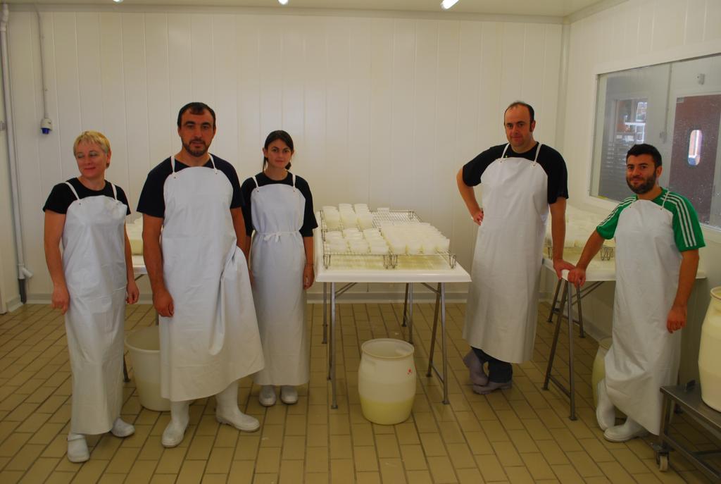 curso de elaboración de quesos en cantagrullas 7 Curso de elaboración de quesos