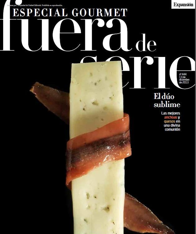 2013.12.13 Fuera de Serie Quesosanchoas a Quesos y anchoas