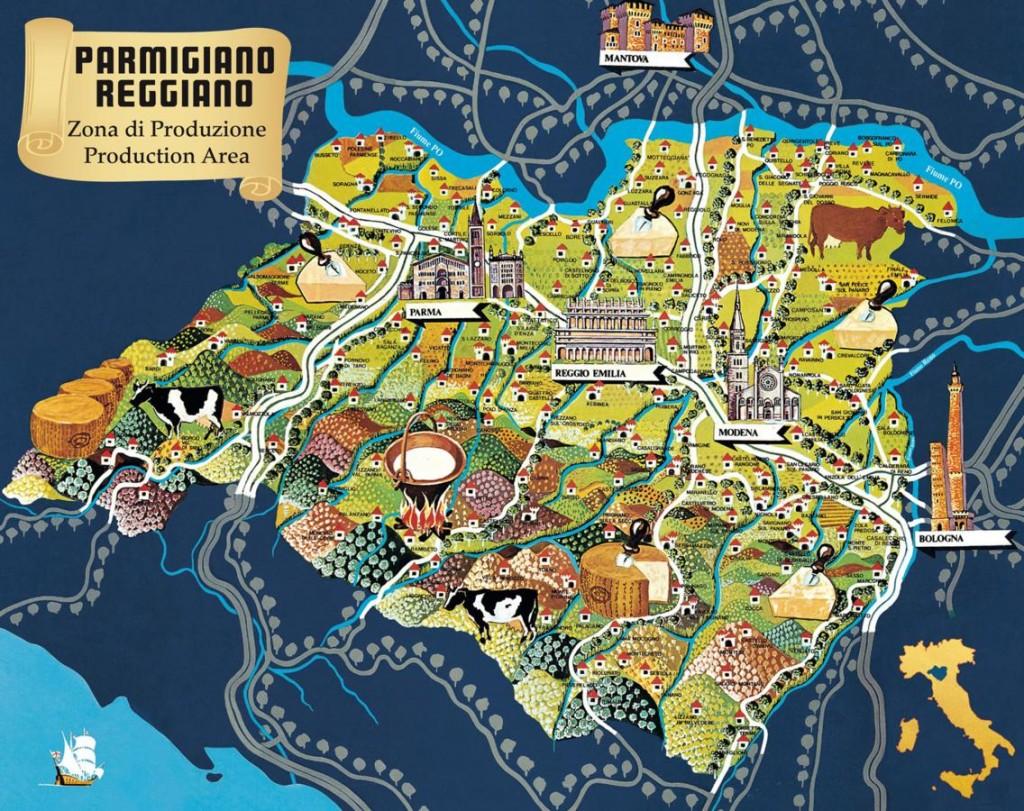 parmigiano reggiano doc larestano cantagrullas 2 1024x811 Parmigiano Reggiano, una historia familiar